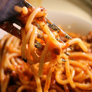 Skillet Spaghetti.