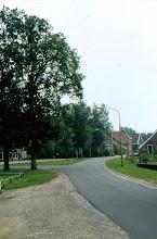 Photo: Kloosterstraat Er stonden nog geen woningen op het silo plein.