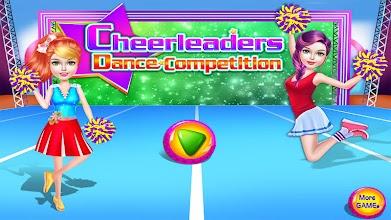 Cheerleaders Dance Competition screenshot thumbnail