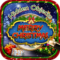Hidden Objects Merry Christmas icon