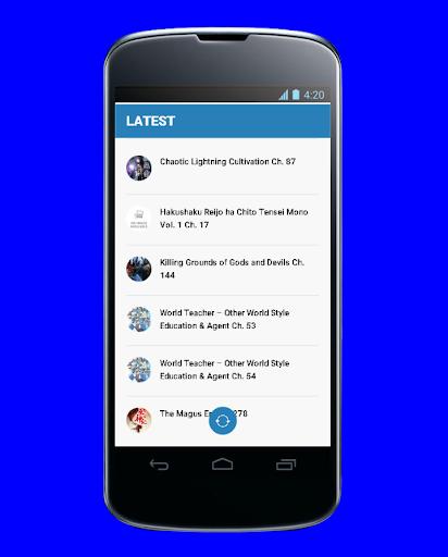 Download Read Web Light Novel Reader Google Play softwares