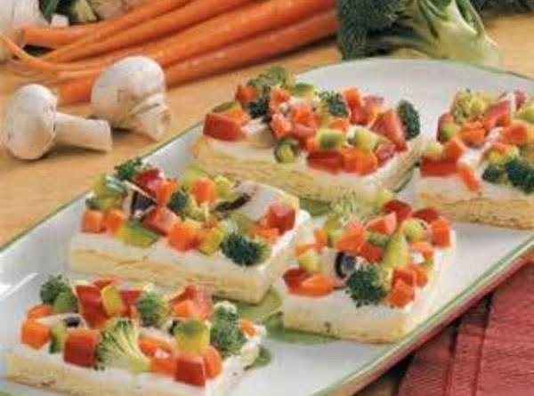 Bettie Sue's Veggie Pizza Recipe