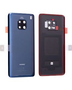 Mate 20 Pro Back Cover Blue