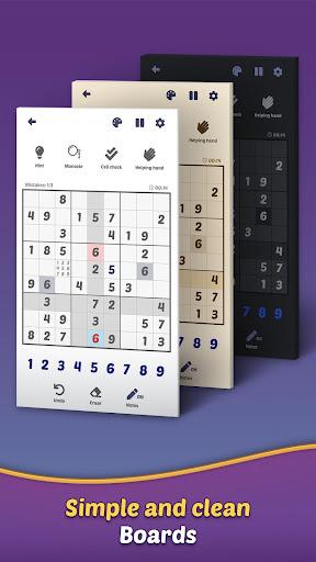 Sudoku Cats - Free Sudoku Puzzles 1.1.0 screenshots 2