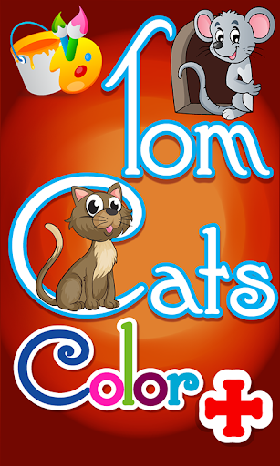 Tom Cats Color +