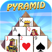 Pyramid Solitaire with Themes