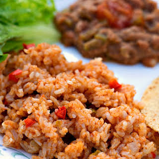 Easy Spanish Rice With Instant Rice Recipes.
