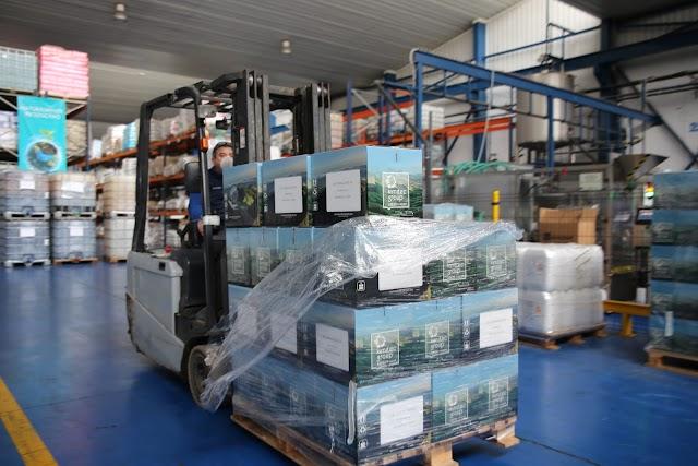 Kimitec - Donación hidroalcohólicos COVID_19
