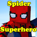 Spider Superheroes MCPE icon