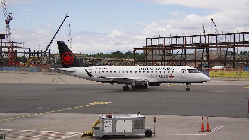 Air Canada CRJ ✈ E175 ✈ B767-300ER ✈ B777-300ER J