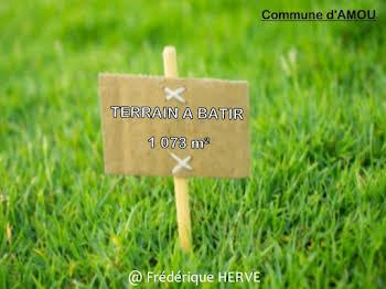 Terrain 1073 m2