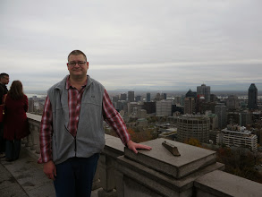 Photo: The top of Mont Royal