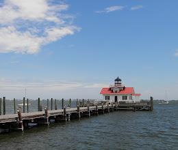 Photo: Roanoke Marshes Lighthouse