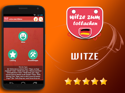 witze zum totlachen android apps on google play. Black Bedroom Furniture Sets. Home Design Ideas