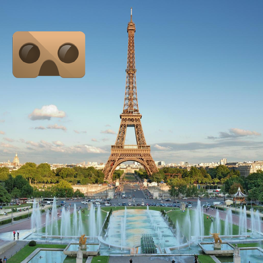 Paris VR 360