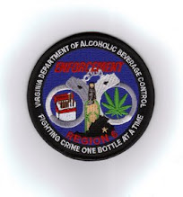 Photo: Virginia Department of Alcoholic Beverage Control Police, Region 6