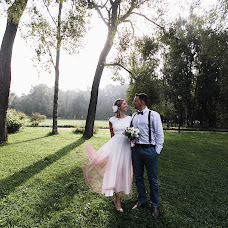 Wedding photographer Tanya Grishanova (grishanova). Photo of 18.10.2018
