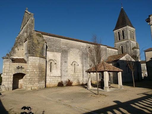 photo de Sireuil : Saint Orient