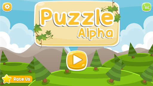 Puzzle Alpha : Jumble Word android2mod screenshots 1