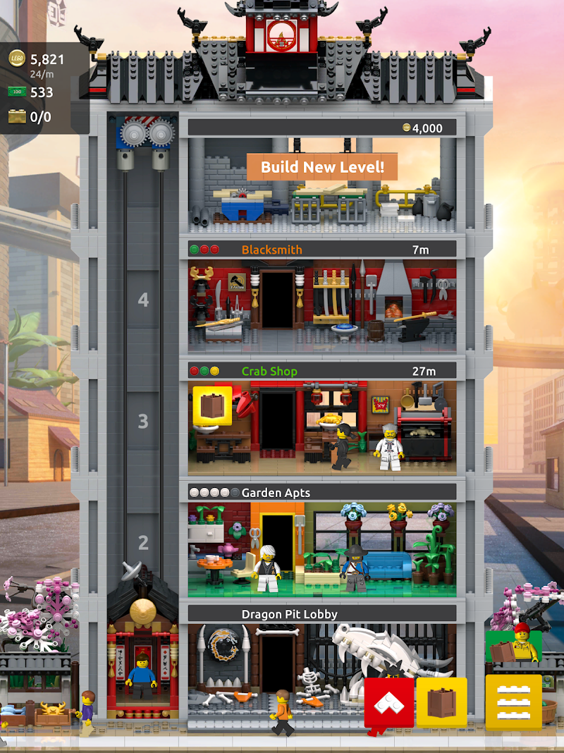 LEGO® Tower Screenshot 9