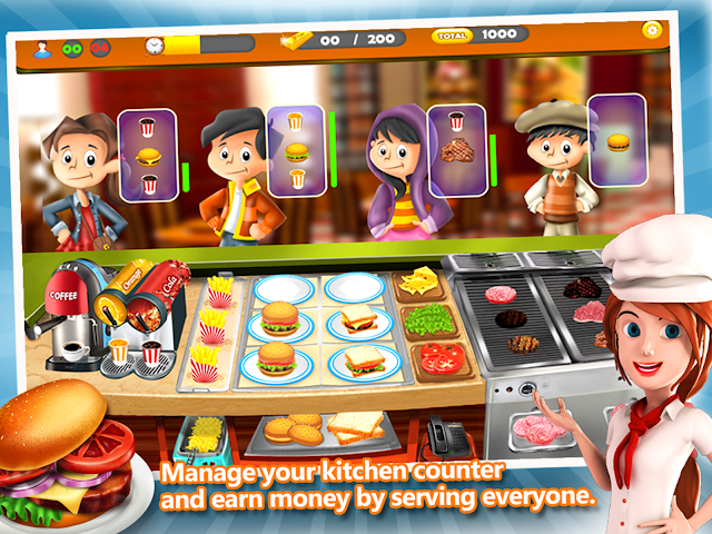 android Rapide Tycoon Street Food Screenshot 5
