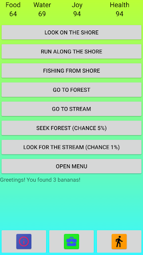 Life simulator on the island. SIMULOSTROV screenshots 3