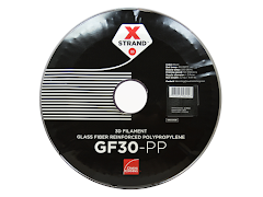 Owens Corning XSTRAND 3D Printing Filament - GF30-PP Glass-Filled Polyproylene - 2.2 kg - 1.75mm
