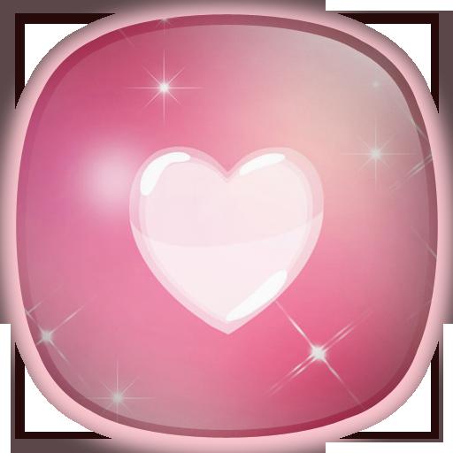 浪漫 动态壁纸 個人化 App LOGO-APP開箱王