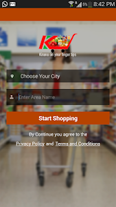 Kirana Shop screenshot 1