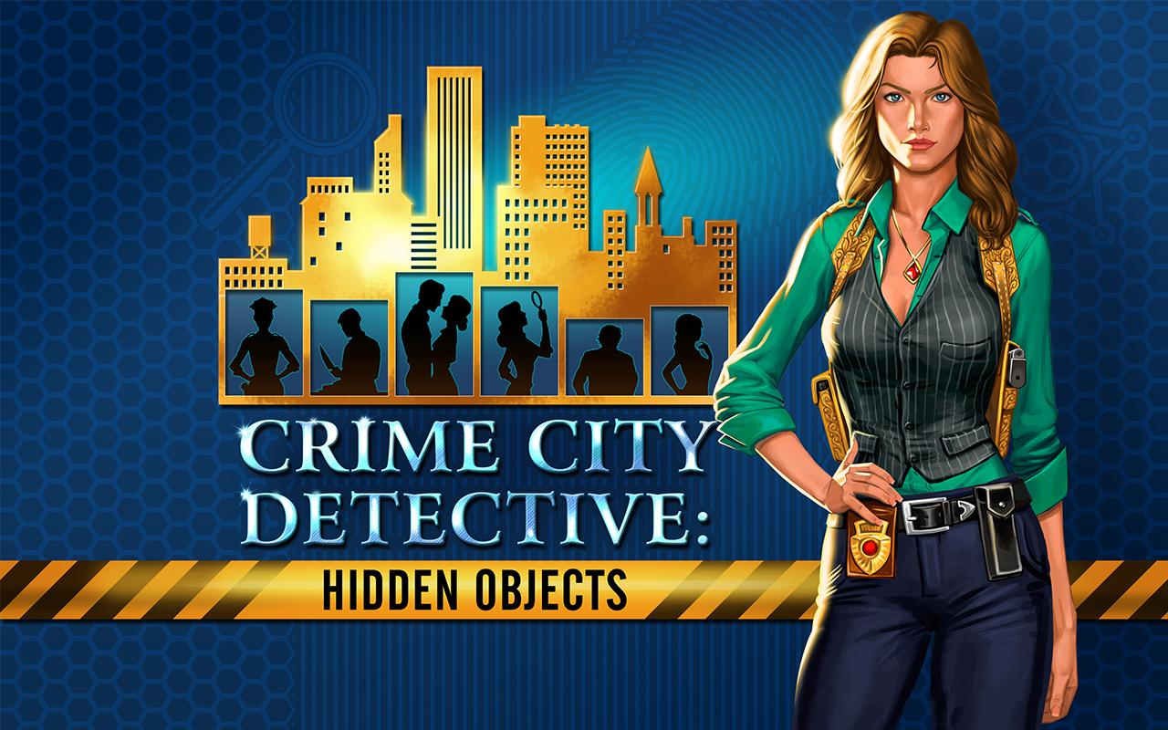 Crime City: Krimi-Abenteuer – Screenshot