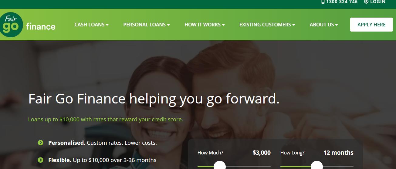 fair go finance loans