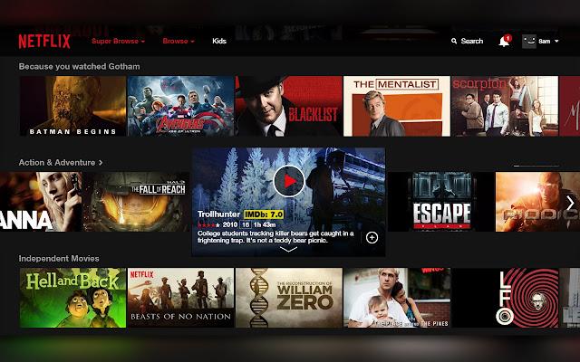 Extraflix - External Ratings for Netflix