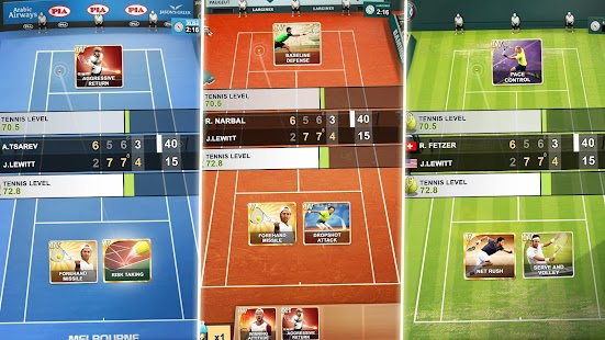 TOP SEED Tennis Manager 2019 Capture d'écran