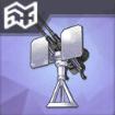 20mm二連装エリコン機関砲T3
