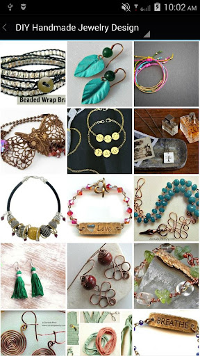 DIY Handmade Jewelry Design