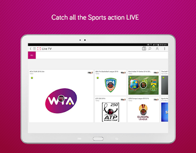 dittoTV: Live TV shows channel- screenshot thumbnail