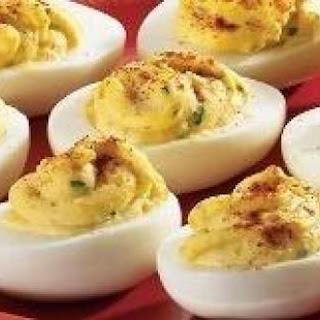 Weight Watchers Deviled Eggs.