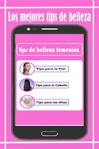 Tips de Belleza Femenina. 5