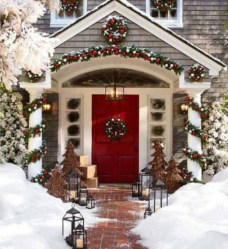 最佳的聖誕節家庭裝飾