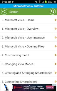Free Microsoft Visio Tutorial - náhled