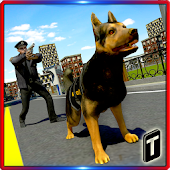 NY City Police Dog Simulator 3D