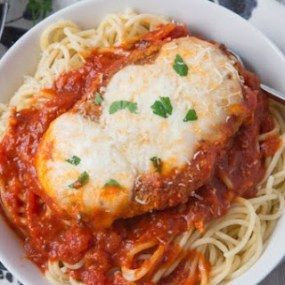 Chicken Parmesan Without Mozzarella Recipes