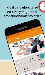 Las cuatro mejores aplicaciones para hacer ejercicio en android - Aplicaciones para hacer ejercicio en casa ...