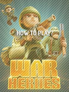 War Hero Tips - náhled