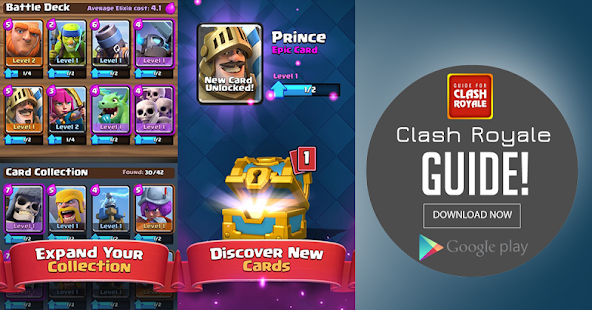 Deck Builder for Clash Royale- screenshot thumbnail