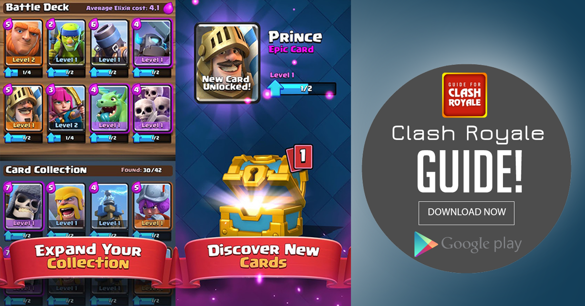 Deck Builder for Clash Royale- screenshot