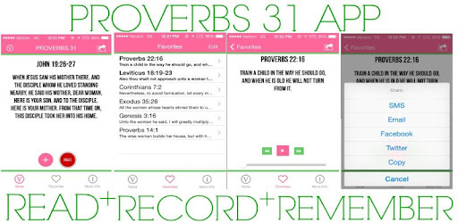 Proverbs 31 - Apps on Google Play