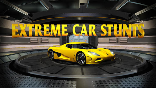 Extreme Car Driving Stunts 3D