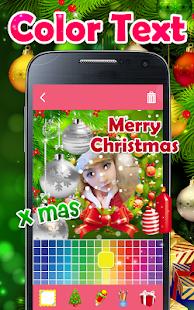Christmas Photo Frames Free - náhled