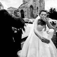 Wedding photographer Migle Markuza (markuza). Photo of 19.10.2017